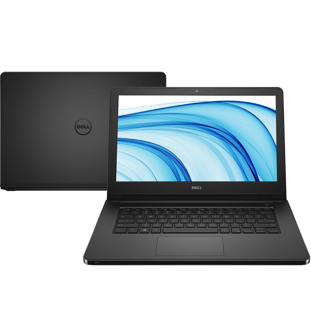 f54282af3 Notebook Dell Inspiron I14-5458-B08P Intel Core i3 4GB 1TB Tela LED 14