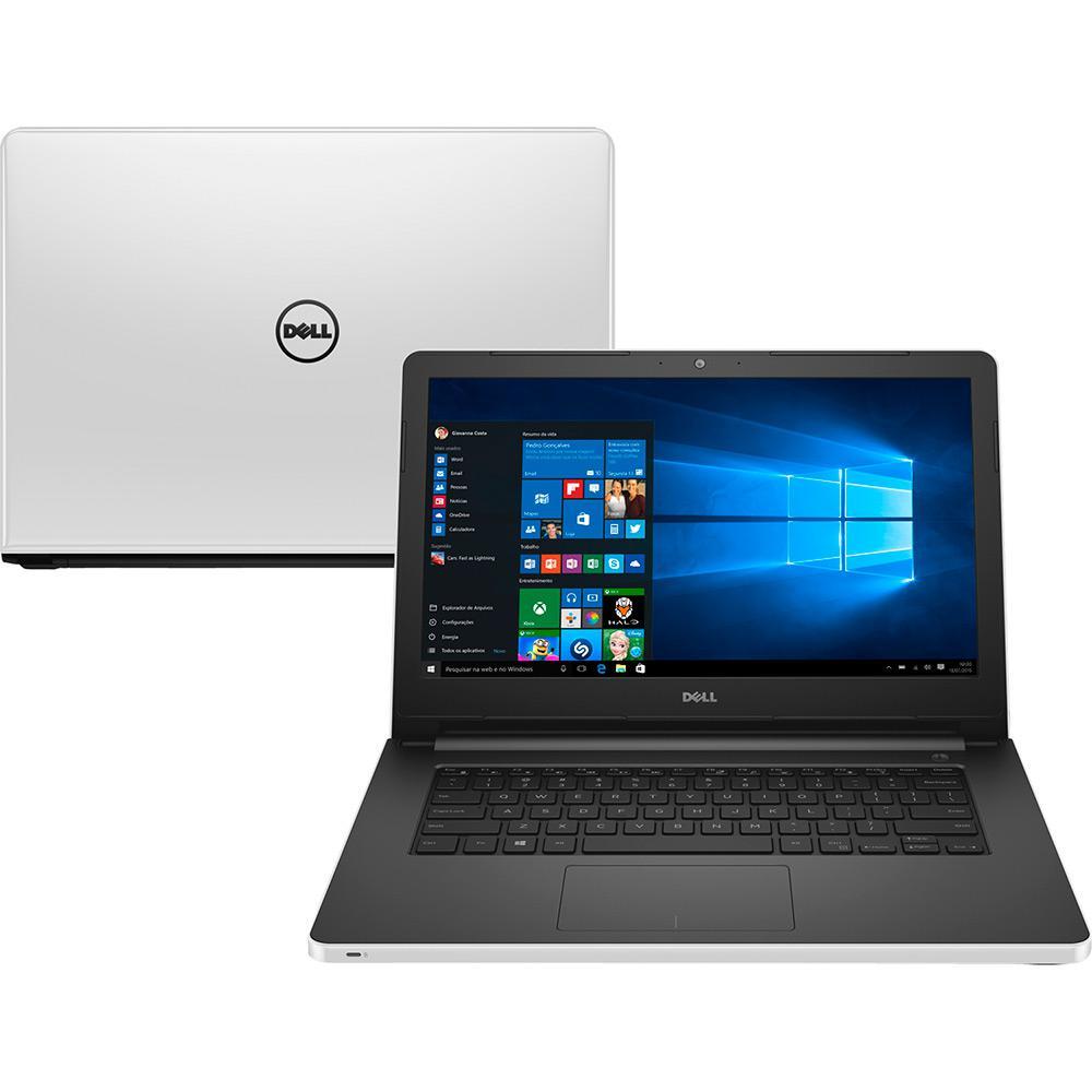 c263ba2ec Notebook Dell Inspiron i14-5458-B40 Intel Core i5 8GB (2GB de Memória