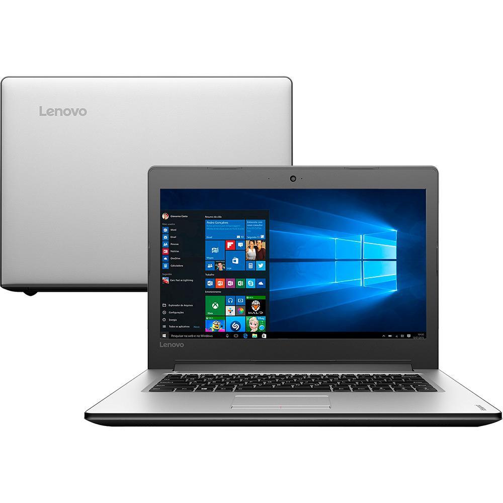 73990f357 Notebook Lenovo Ideapad 310 Intel Core i5-6200u 4GB 1TB Tela LED 14