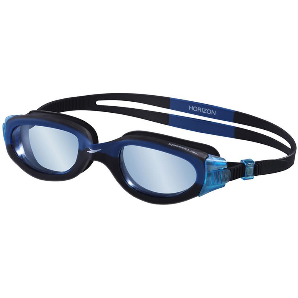 f37ef99b9 → Óculos de Natação Speedo Horizon Preto Azul é bom  Vale a pena