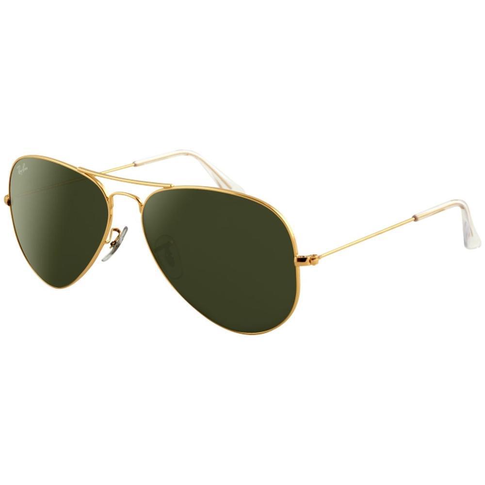 b2e7c12cf64f3 → Óculos De Sol Aviador Ray Ban Rb3025 L0205 Tam.58 é bom  Vale a pena