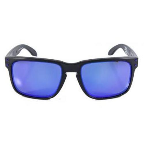 ee739dd411983 → Óculos De Sol Oakley Holbrook Oak9102 Preto Lilas É BOM  VALE A ...