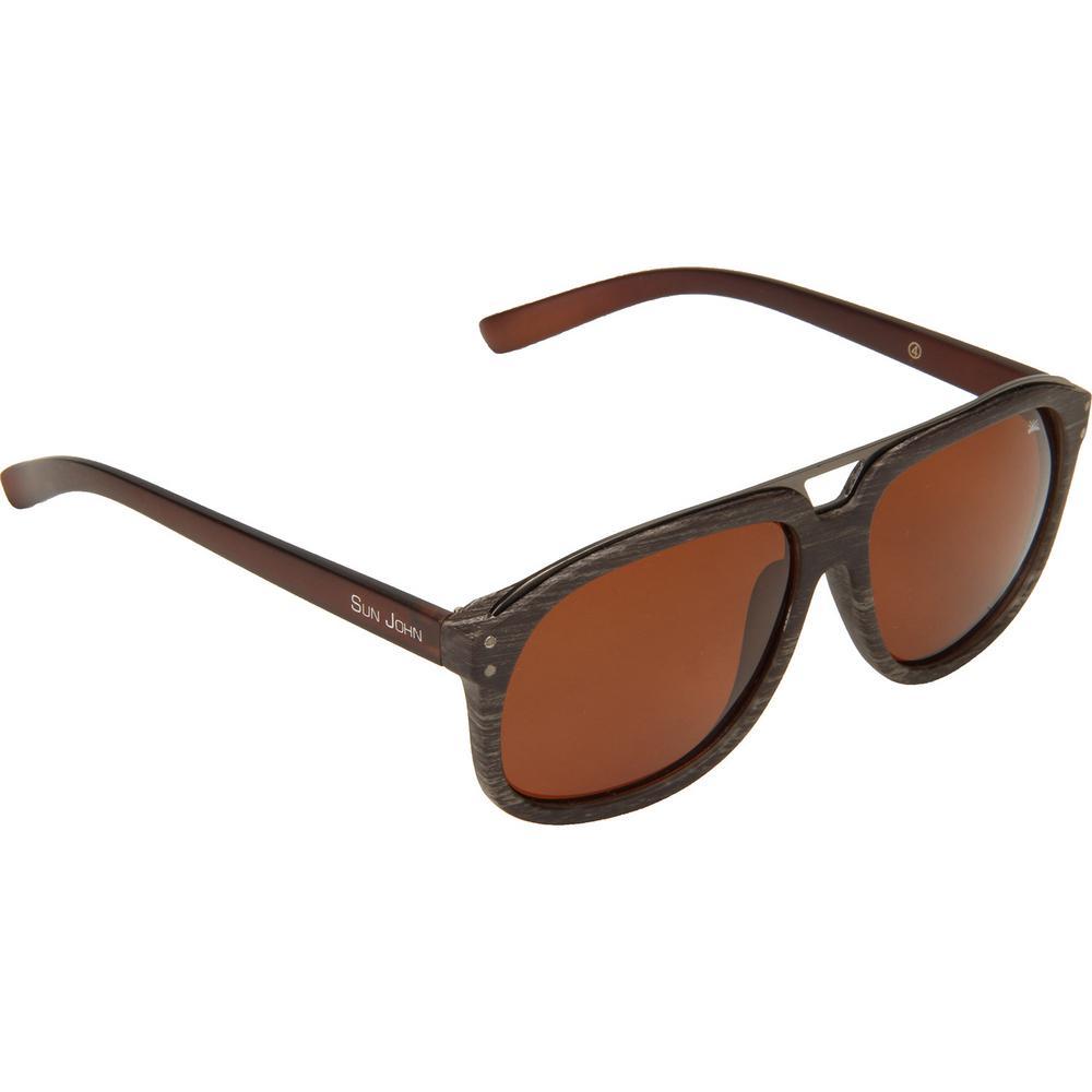 c775902cca0dc → Óculos de Sol Sun John Unissex Fabian é bom  Vale a pena