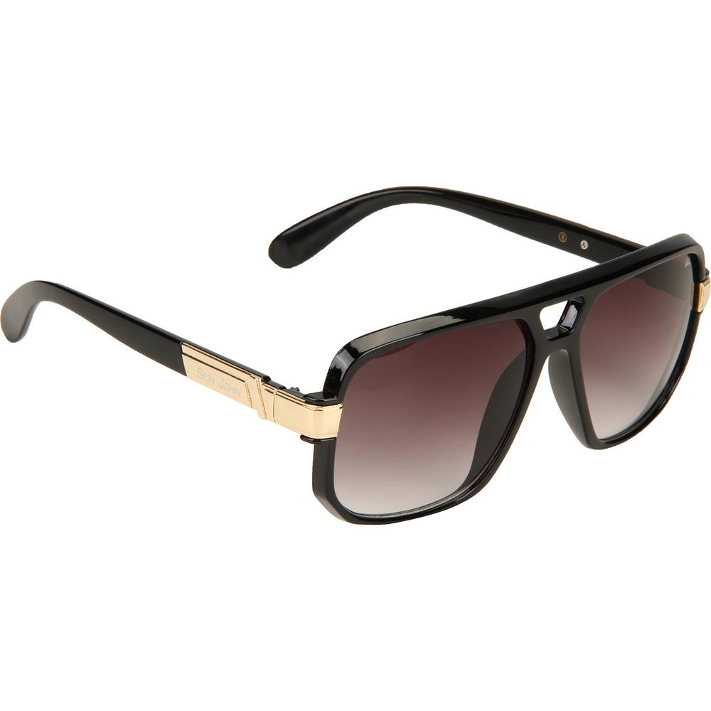 9788b25acb3ff → Óculos De Sol Sun John Unissex Vitorio é bom  Vale a pena