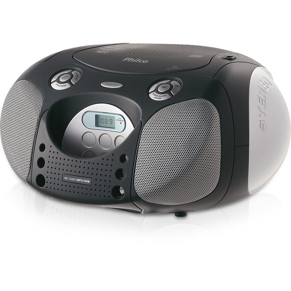99b3733dc → Rádio AM FM Boom Box Estéreo c  CD