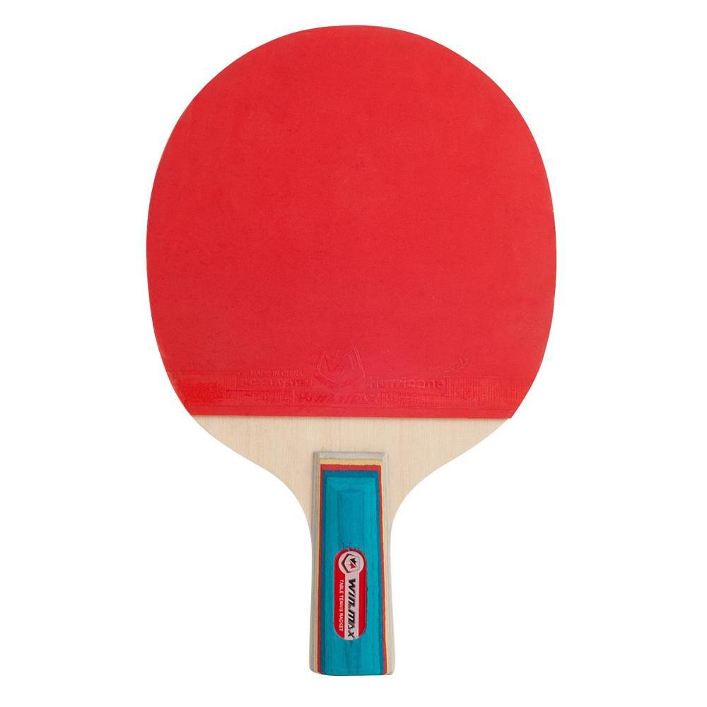 54ed076f5 Raquete De Tênis De Mesa 1 Estrela Winmax Ahead Sports é bom  Vale a pena