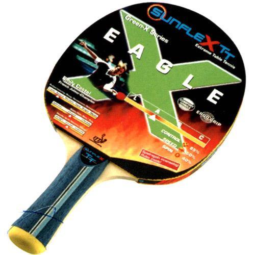 84f67a6f5 → Raquete Tênis de Mesa Sunflex Eagle é bom  Vale a pena