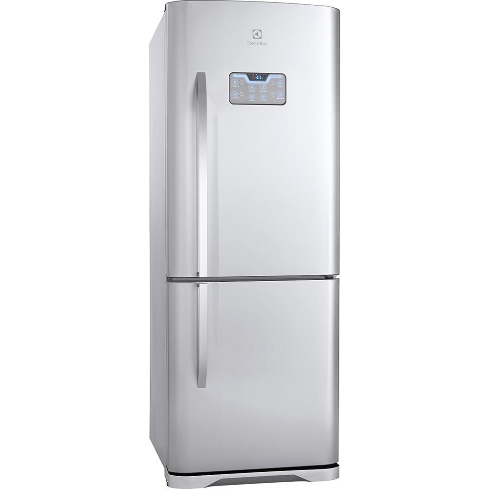 Refrigerador Electrolux Frost Free Duplex Db52x 454 Litros Inox