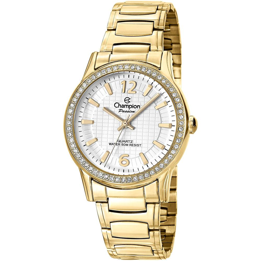 5665c62562b → Relógio Champion Feminino Analógico Social CN28839H é bom  Vale a ...