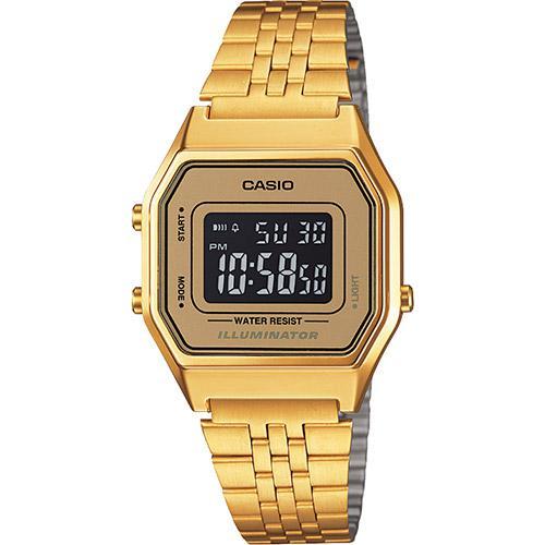 5cd987c5a Relógio Feminino Casio Digital Vintage LA680WGA-9BDF é bom  Vale a pena