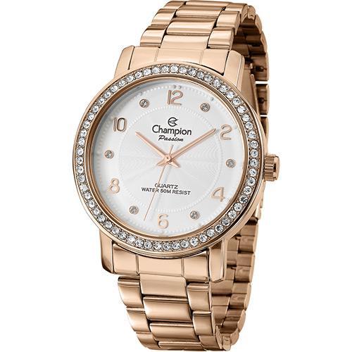 e41f062acfc Relógio Feminino Champion Analógico Fashion Cn29249z é bom  Vale a pena