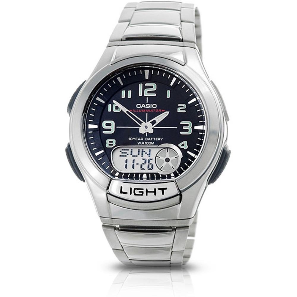 Relógio Masculino Casio Analógico Digital Esportivo 4971850847083 é bom   Vale a pena  c787de0ab8