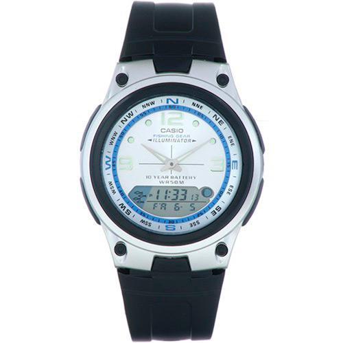 50d6f4316a7 Relógio Masculino Casio Analógico Digital Esportivo AW-82-7AVDF é bom  Vale  a pena