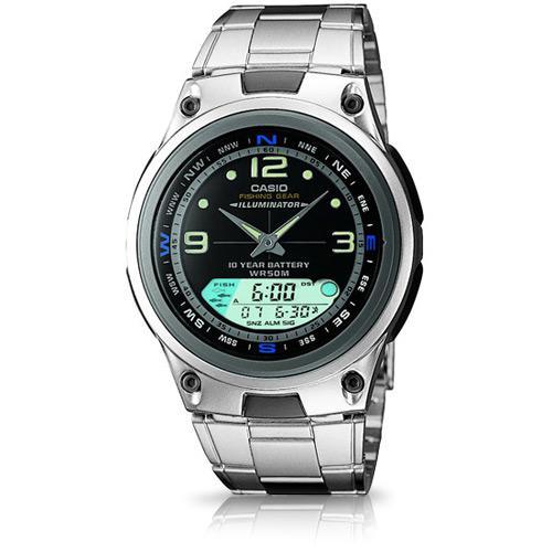 8b6de0e6bef6f Relógio Masculino Casio Analógico Digital Esportivo AW-82D-1AVDF é bom   Vale a pena
