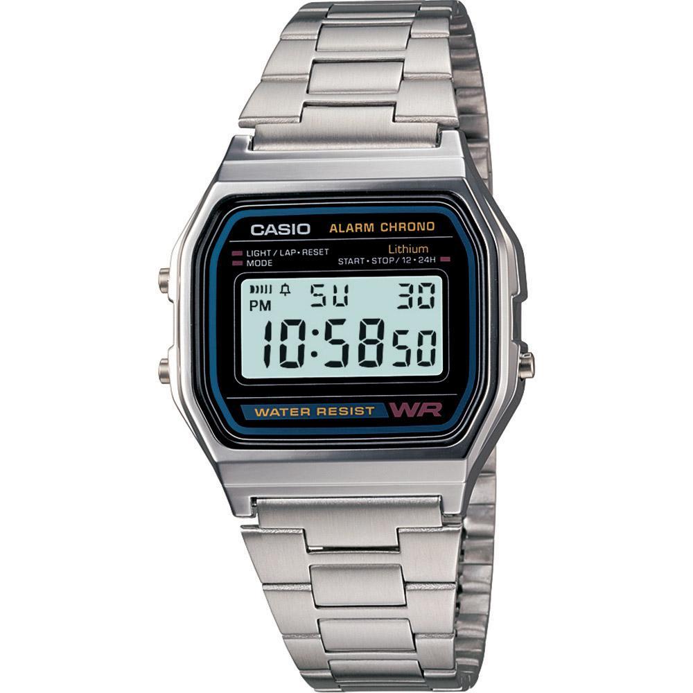 185ff66c3c1 Relógio Masculino Casio Digital Esportivo A158WA-1DF é bom  Vale a pena