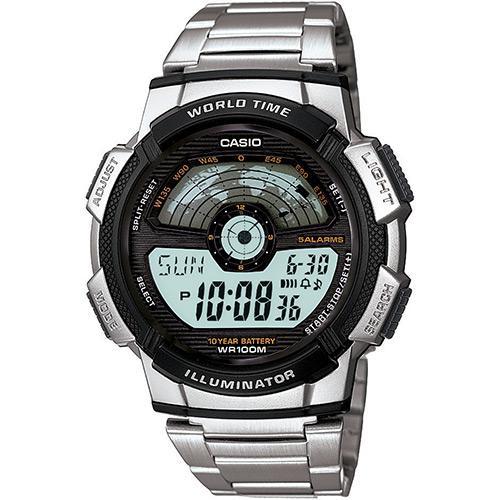 0b1a8d74ee68e Relógio Masculino CASIO Digital Social AE-1100WD-1AVDF é bom  Vale a pena
