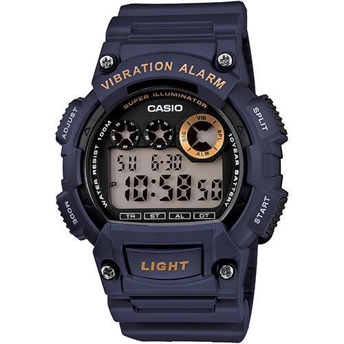da8948f6f44 Relógio Masculino Casio Digital Social W-735H-2AVDF é bom  Vale a pena