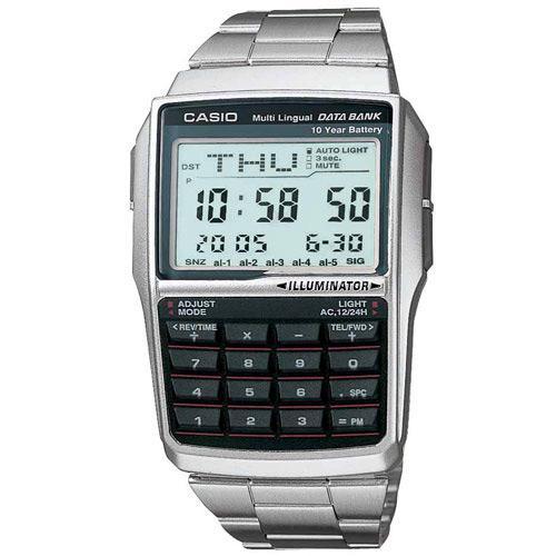 7093c382568 Relógio Masculino Casio Digital Vintage DBC-32D-1ADF é bom  Vale a pena