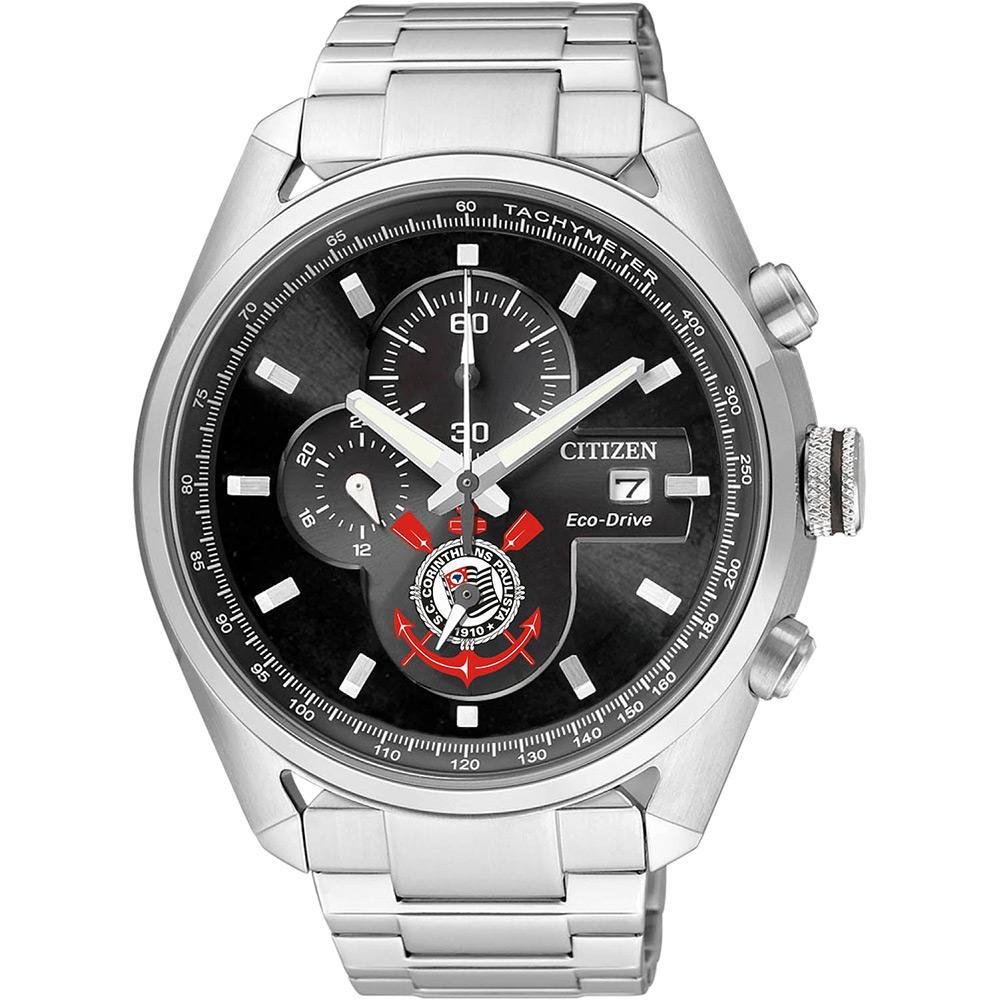 9ee83fea3af Relógio Masculino Citizen Cronógrafo Esportivo TZ30428T é bom  Vale a pena