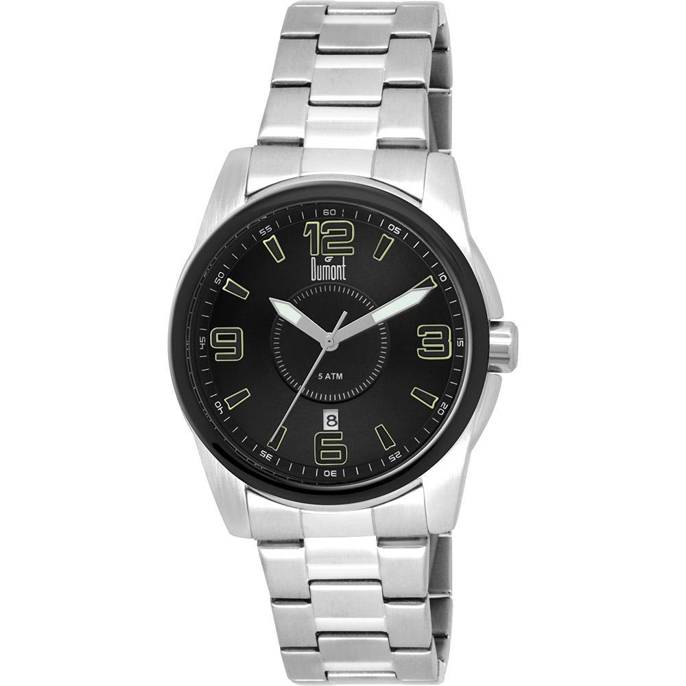 d92a1d4872d Relógio Masculino Dumont Analógico Moderno Du2315ag 3p é bom  Vale a pena