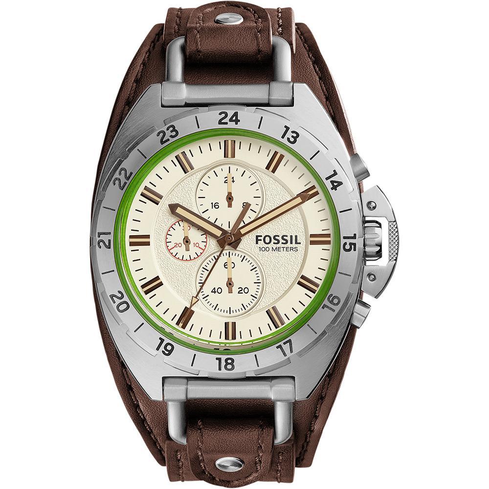 ac38c2c2a25 Relógio Masculino Fossil Analógico Casual Ch3004 0xn é bom  Vale a pena