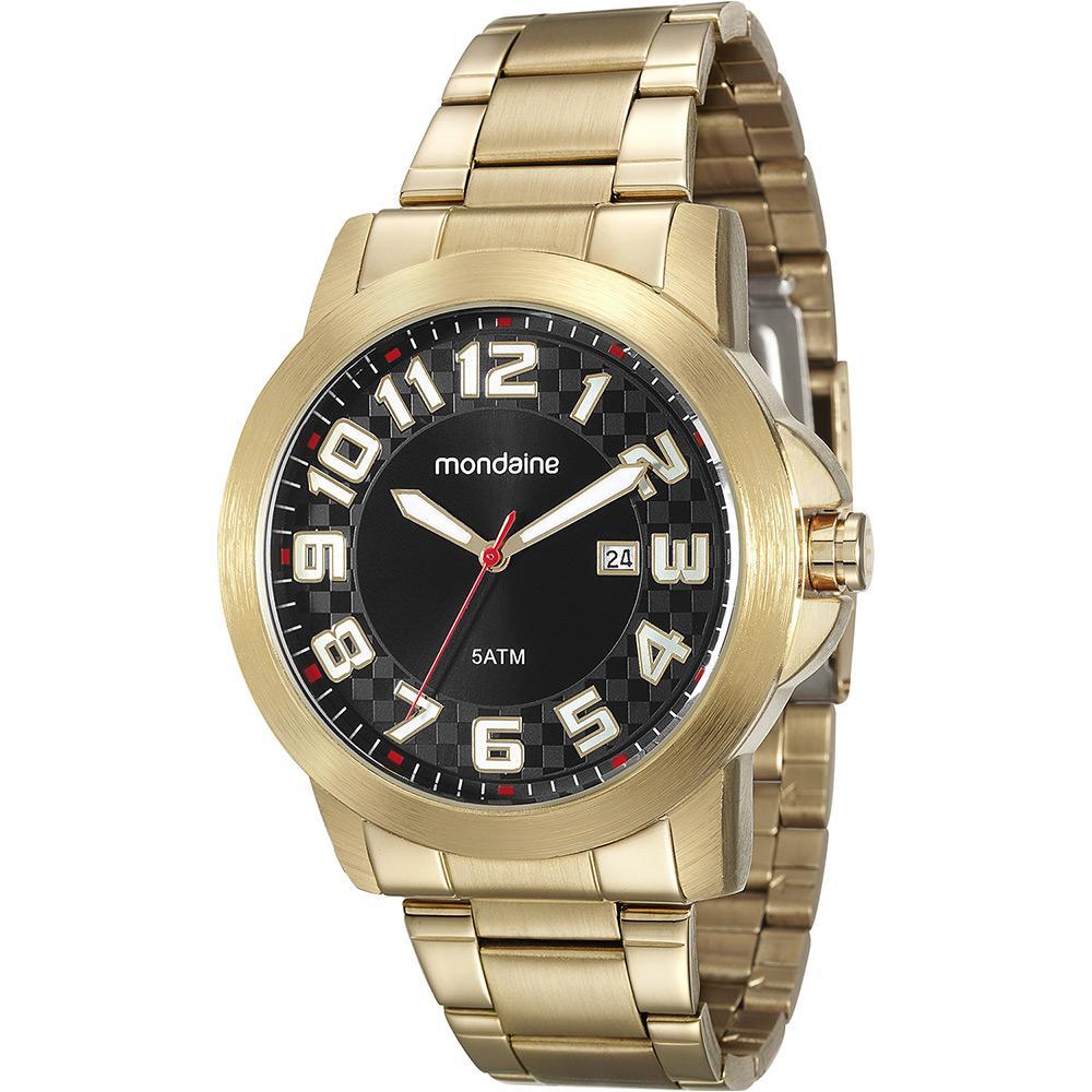 9a12fe7efed Relógio Masculino Mondaine Analógico com Calendário Casual 94902gpmvde2 é  bom  Vale a pena