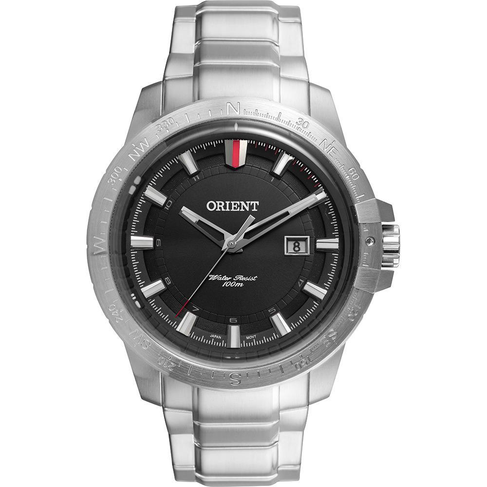 e44ff311fee Relógio Masculino Orient Analógico Esportivo MBSS1250 P1SX é bom  Vale a  pena