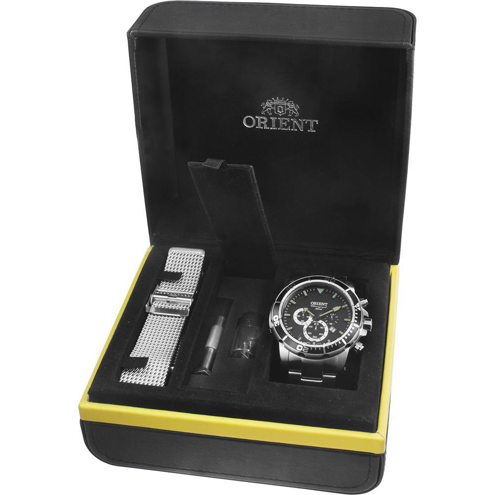 2798a817634 Relógio Masculino Orient Analógico Esportivo MBSSC109 P1SX é bom  Vale a  pena