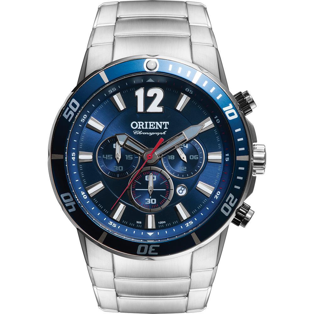 616f533d475 Relógio Masculino Orient Analógico Esportivo MBSSC123 é bom  Vale a pena