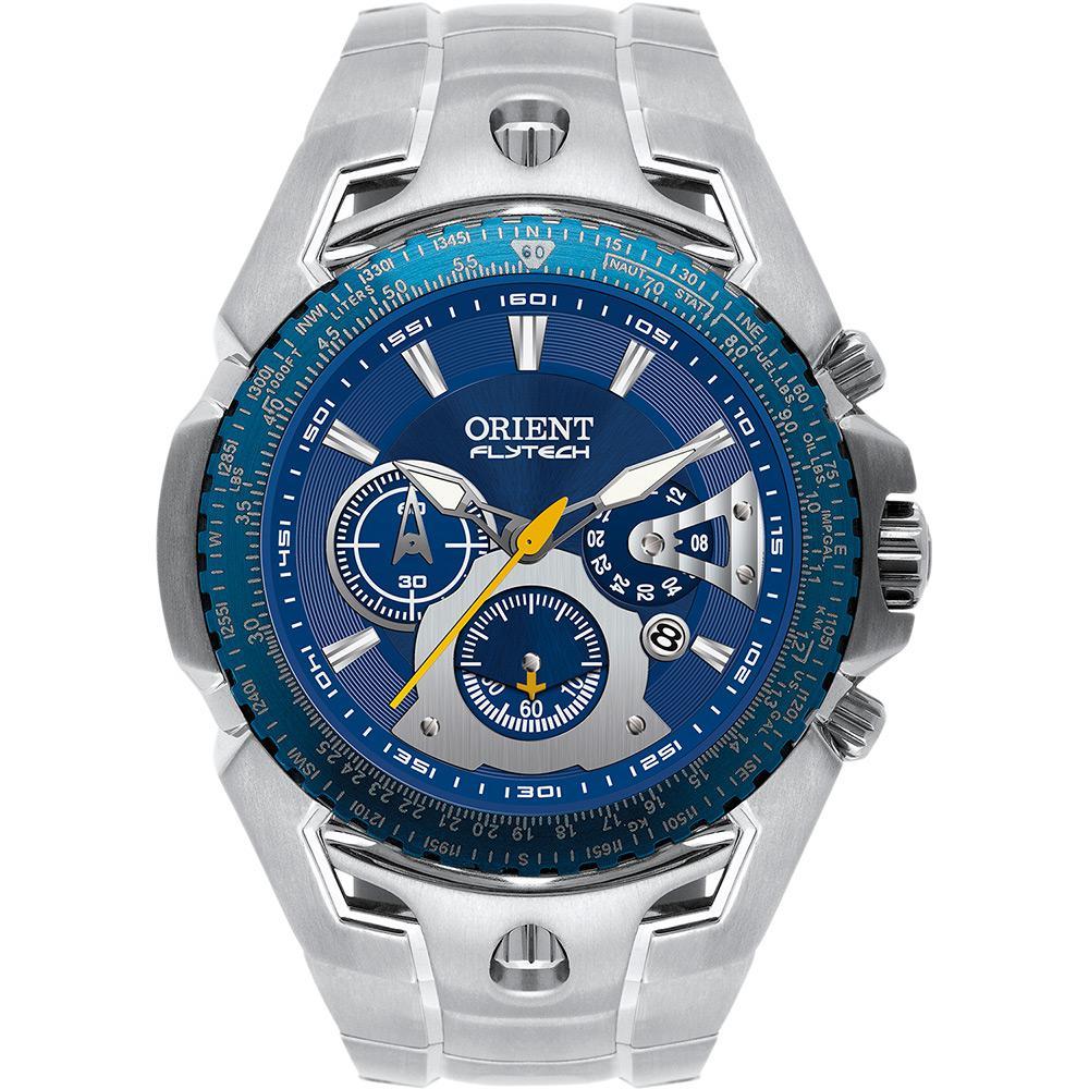 91ff968f0ed Relógio Masculino Orient Analógico Flytech Titanium Esportivo MBTTC006 D1SX  é bom  Vale a pena
