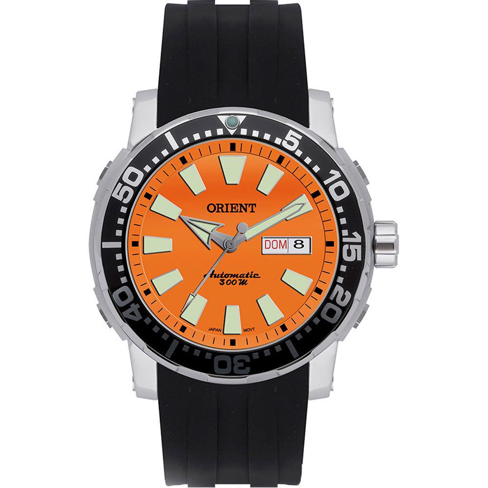 05f1d661aa2 Relógio Masculino Orient Analogico Esportivo Scuba Diver Automático  469SS040 O1SX é bom  Vale a pena