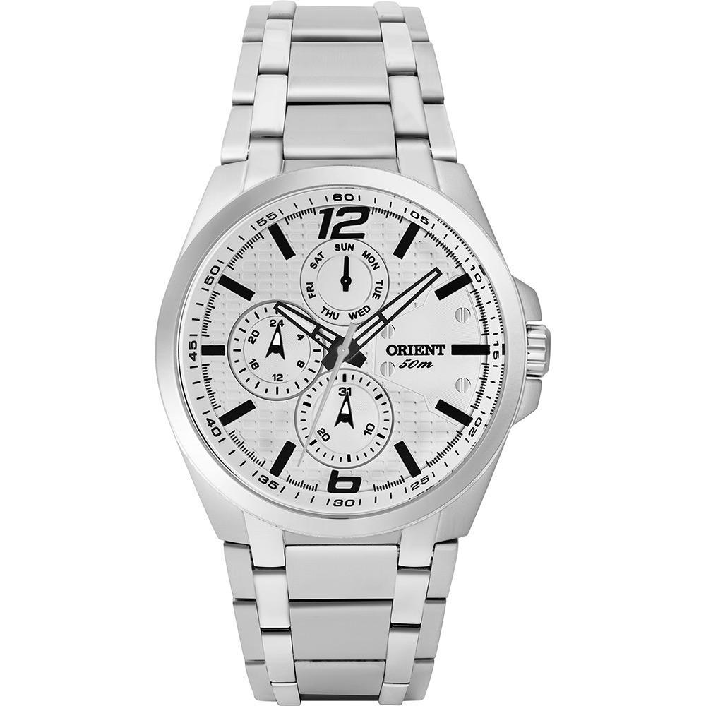 Relógio Masculino Orient Multifunção Esportivo Mbssm057 B2sx é bom  Vale a  pena  ee4b90b37a