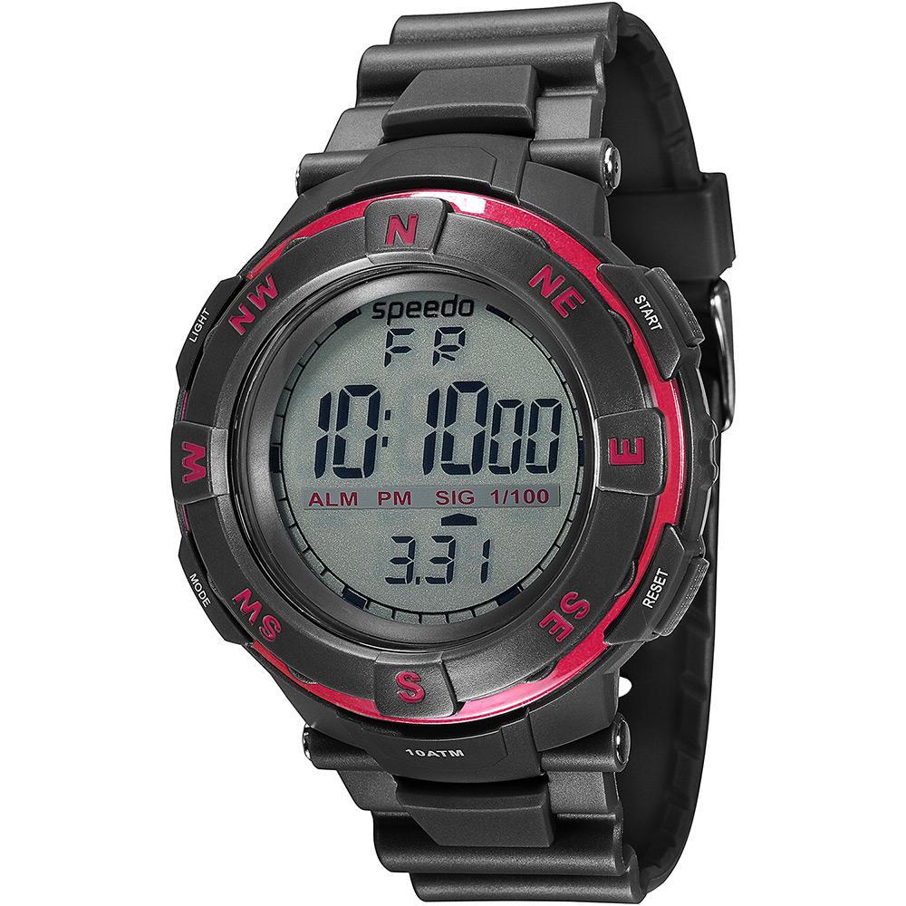 87cf182f6be Relógio Masculino Speedo Digital Esportivo 81064G0EVNP1 é bom  Vale a pena