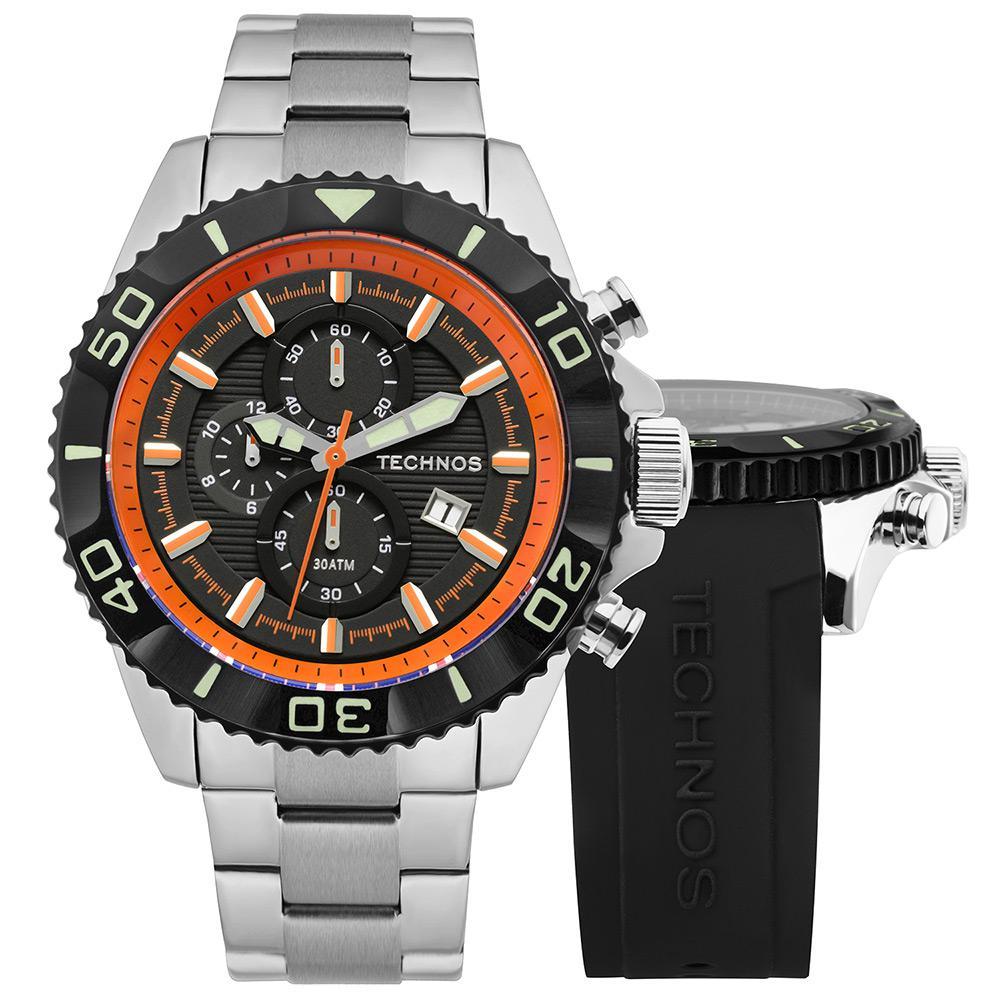 9ec49091923 Relógio Masculino Technos Acqua Analógico Casual Os10en 1p é bom  Vale a  pena