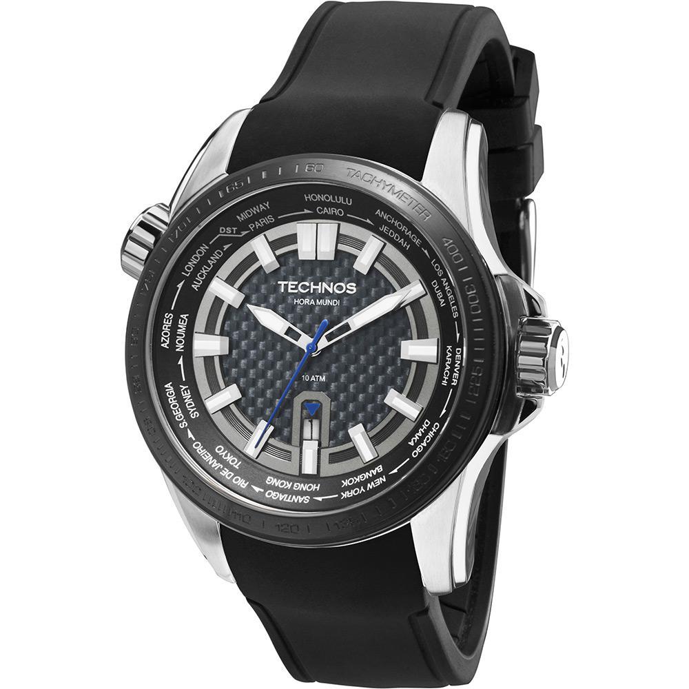 248f4476925 Relógio Masculino Technos Analógico Casual 2115knt 8k é bom  Vale a pena