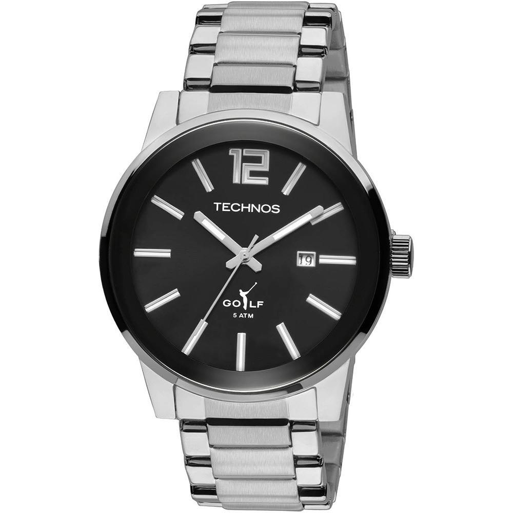 75e7118650d Relógio Masculino Technos Analógico Casual 2115TU 1P é bom  Vale a pena