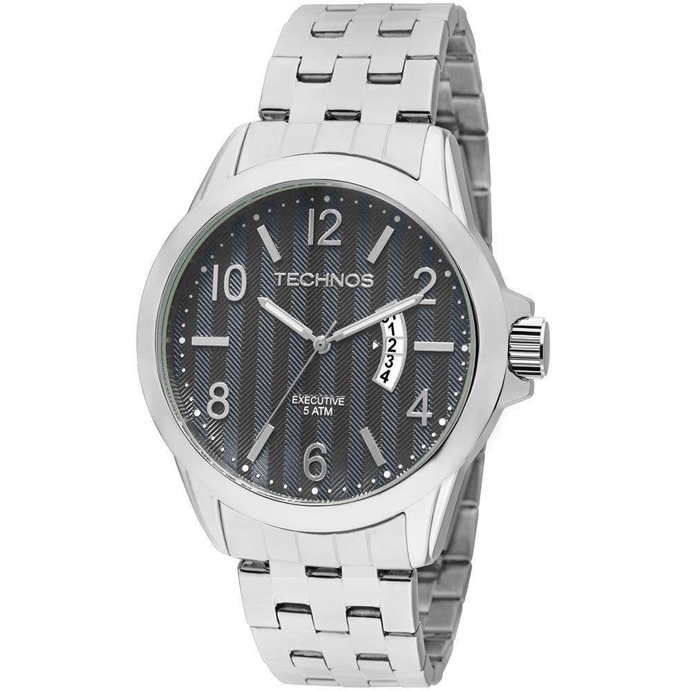 f4188e76a8d Relógio Masculino Technos Analógico Clássico 2115KRC 1C é bom  Vale a pena