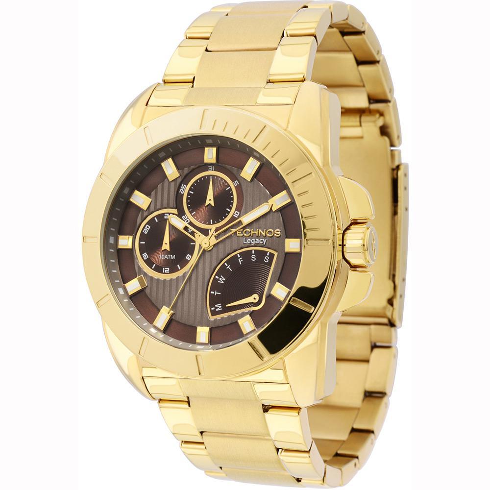 2ac884e08ca → Relógio Masculino Technos Analógico JR00AP 4M é bom  Vale a pena