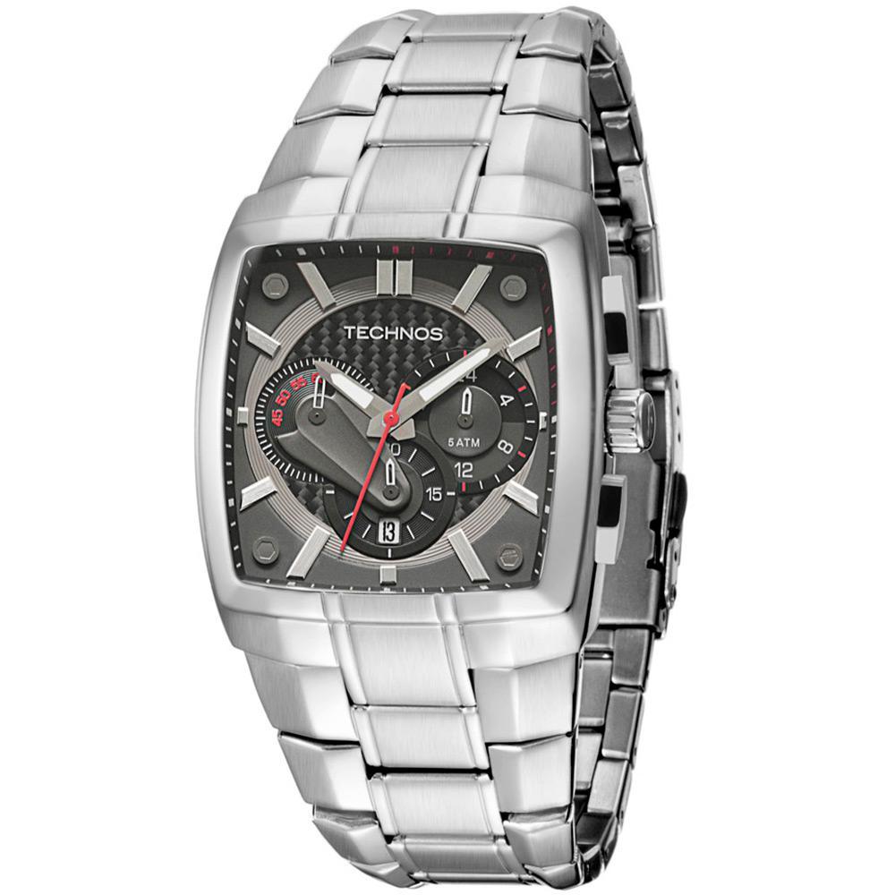 457a18bf43b Relógio Masculino Technos Cronógrafo Esportivo Os20hw1r é bom  Vale a pena