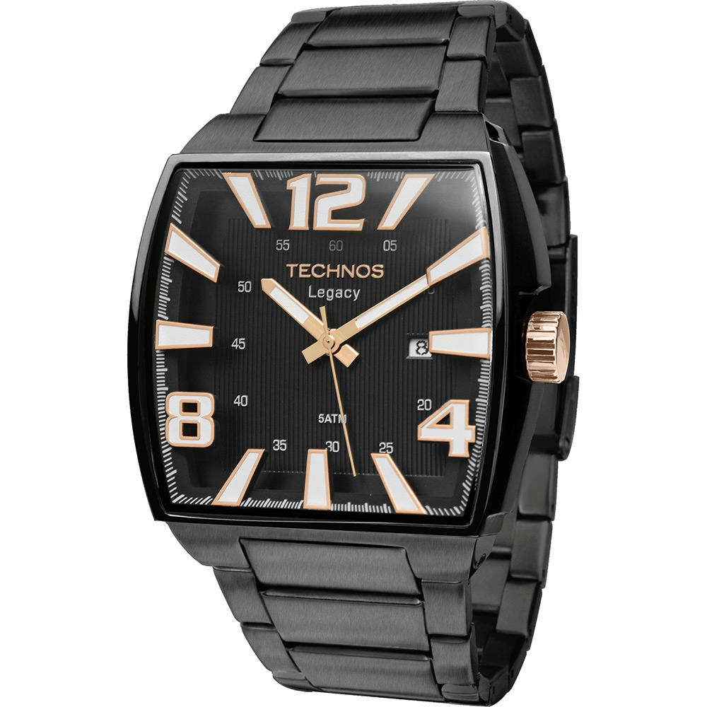 → Relógio Technos Analógico Masculino 2315ABF 1P é bom  Vale a pena  f68868e523