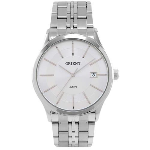 8e2d3a20507 Relógio Masculino Analógico Orient Eternal MBSS1201S1SX - Prata é bom  Vale  a pena