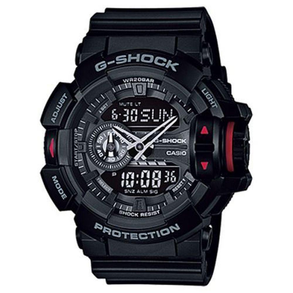 fa25c4e072a → Relógio Casio G-Shock Ga-400-1bdr é bom  Vale a pena