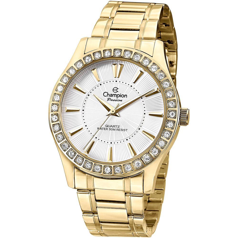63ed70476d5 → Relógio Champion Feminino Analógico Social CN28722H é bom  Vale a ...