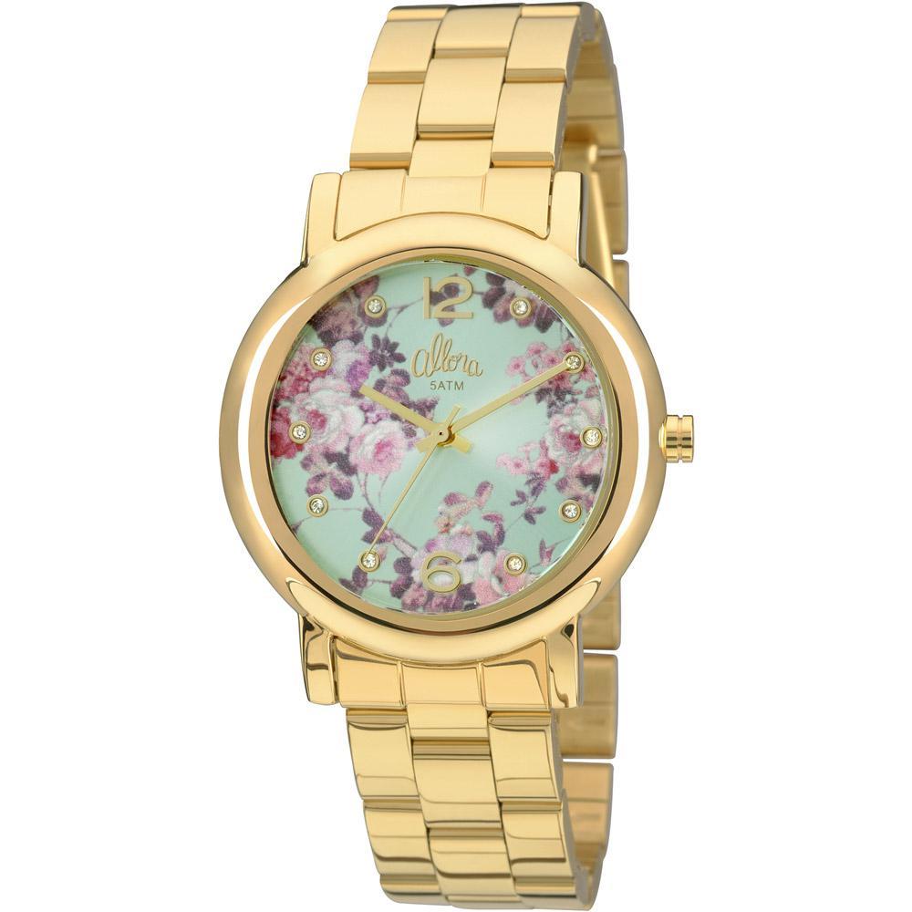 Relógio Feminino Allora Analógico Fashion AL2035FAD 4A é bom  Vale a pena  ad1bfab946