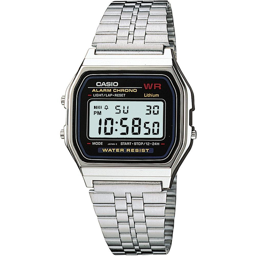 2127427a140 Relógio Feminino Casio Vintage Digital Fashion A159WA-N1DF é bom  Vale a  pena