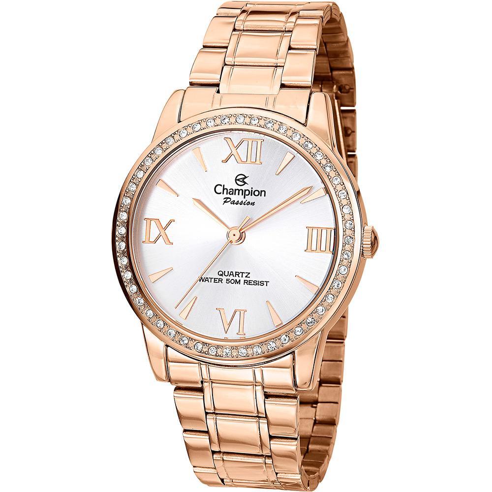 0a6ab48f5d5 → Relógio Feminino Champion Analógico Social CH24679Z é bom  Vale a ...