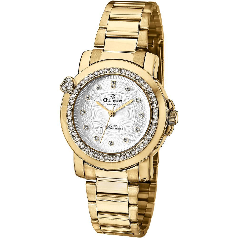 981a5e97cd4 → Relógio Feminino Champion Analógico Social CN29141H é bom  Vale a ...