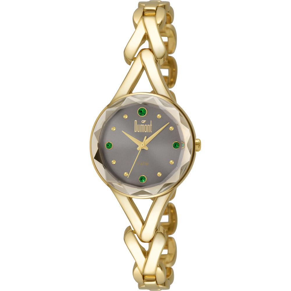 Relógio Feminino Dumont Analógico Fashion Du2036lso 4c é bom  Vale a pena  c2873713c0