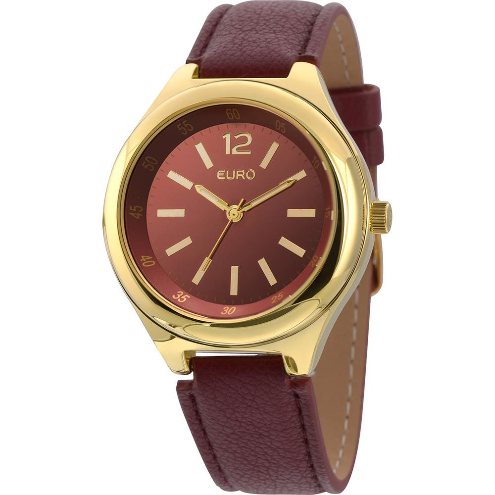44da36f8f4d Relógio Feminino Euro Analógico Fashion Eu2035xyv 2r é bom  Vale a pena