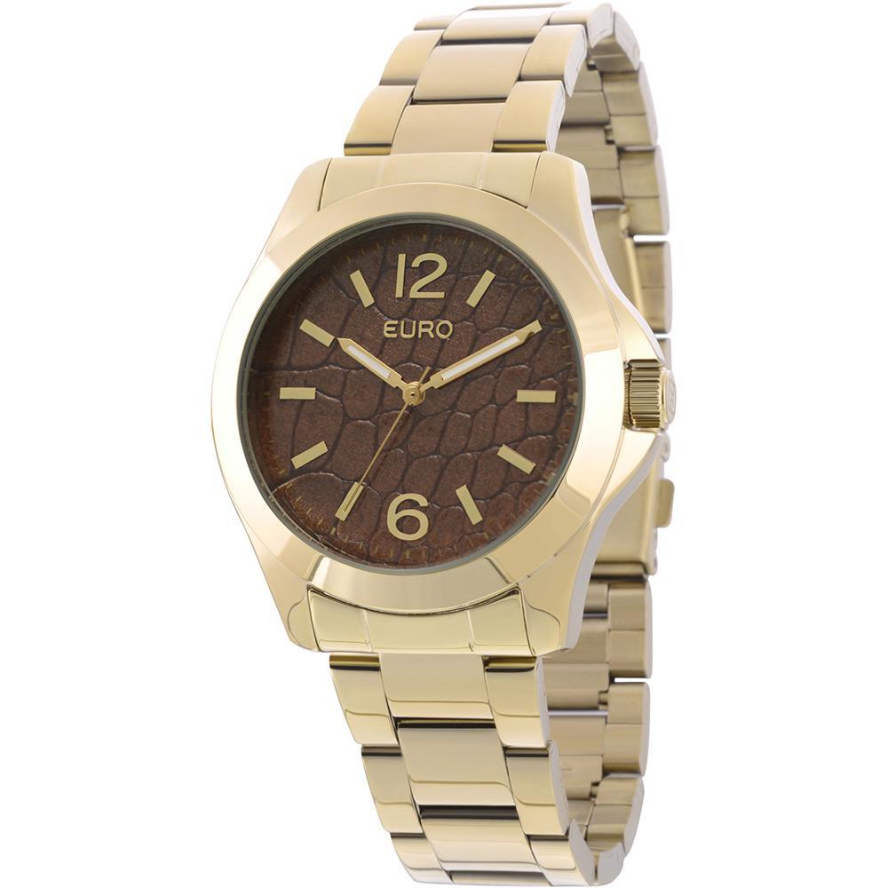 351d524e3f1 Relógio Feminino Euro Analógico Fashion EU2036LXZ 4M é bom  Vale a pena